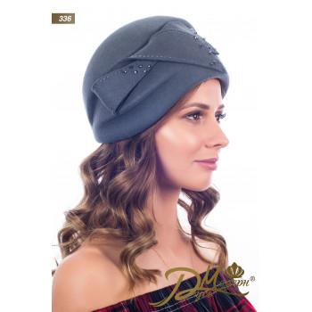 Фетровая шляпка 336