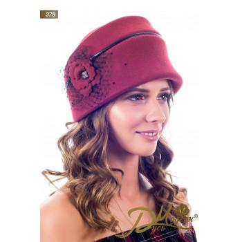 """Фетровая шляпа """"Кира 379"""""""