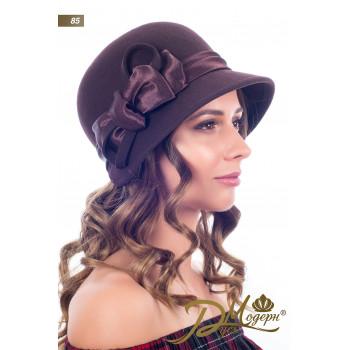 Фетровая шляпка 85
