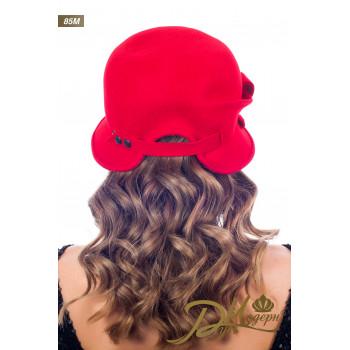 Фетровая шляпка 85м