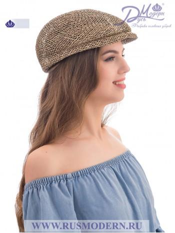 """Соломенная шляпа """"Адель 430"""""""