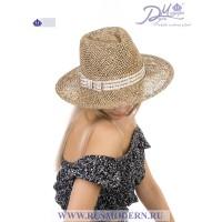 Соломенная шляпа Мальборо №54