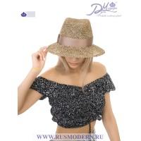 Соломенная шляпа Федора №63