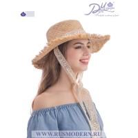 Соломенная шляпка №2109