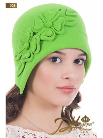 """Фетровая шляпа """"Аленушка 003"""""""