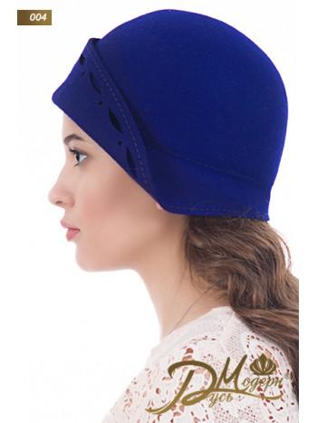 """Фетровая шляпа """"Мария 004"""""""