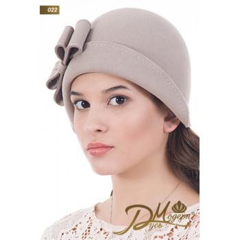 """Фетровая шляпа """"Сильвия 022"""""""