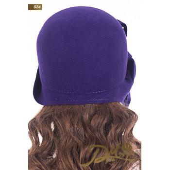 "Фетровая шляпа ""Диана 024"""