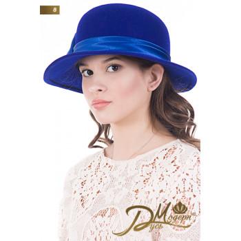 """Фетровая шляпа """"Веселина 8"""""""