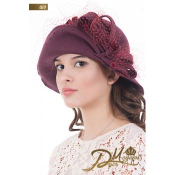 "Фетровая шляпа ""Мелитта Ш3"""