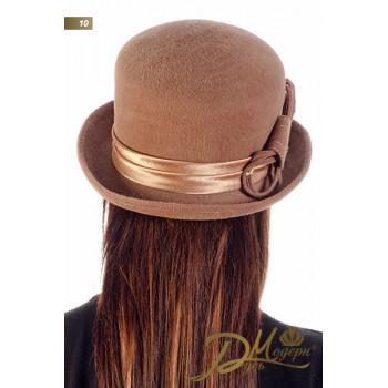 """Фетровая шляпа """"Евгения 10"""""""