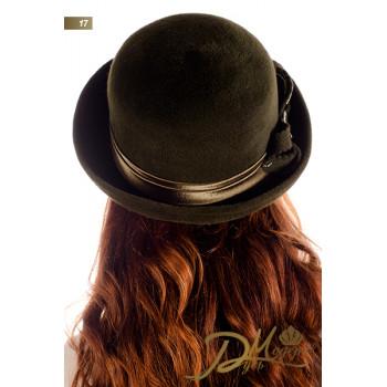 """Фетровая шляпа """"Олисава 17"""""""