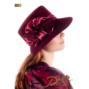 """Фетровая шляпа """"Евдоксия 3"""""""