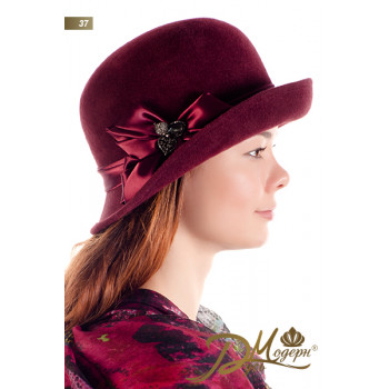 "Фетровая шляпа ""Роберта 37"""