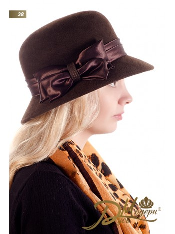 "Фетровая шляпа ""Алена 38"""