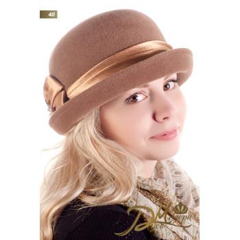 """Фетровая шляпа """"Дебора 40"""""""