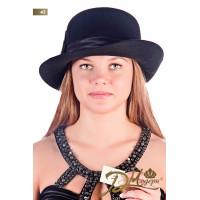 """Фетровая шляпа """"Азиза 43"""""""