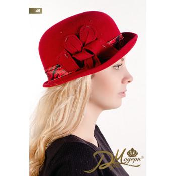 "Фетровая шляпа ""Альберта 45"""