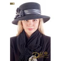 """Фетровая шляпа """"Аэлита 6"""""""