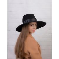 """Фетровая шляпа """"Федора"""" №63+"""
