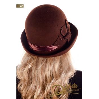 "Фетровая шляпа ""Ралина 72"""
