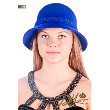"""Фетровая шляпа """"Винетта 86"""""""
