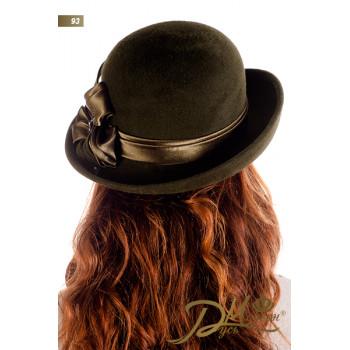 """Фетровая шляпа """"Изабелла 93"""""""