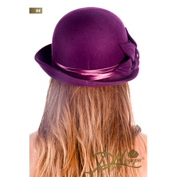 "Фетровая шляпа ""Кармелитта 94"""