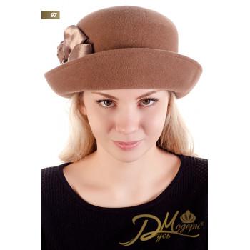 "Фетровая шляпа ""Камилла 97"""