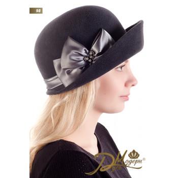 """Фетровая шляпа """"Калерия 98"""""""