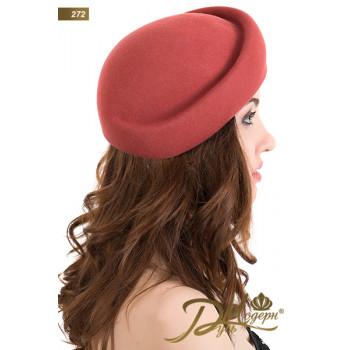 """Фетровая шляпа """"Луиза 272"""""""