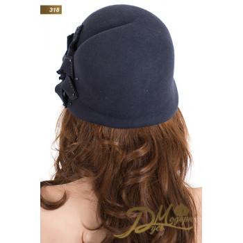 """Фетровая шляпа """"Юлиана 318"""""""