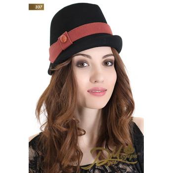 """Фетровая шляпа """"Мартина 337"""""""