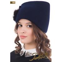 """Фетровая шляпа """"Любава 393"""""""
