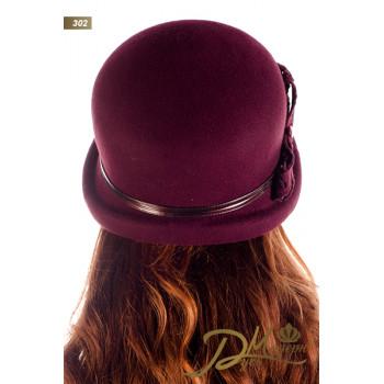 "Фетровая шляпа ""Гражина 302"""
