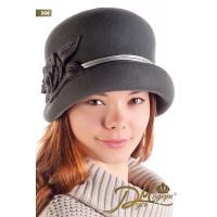 """Фетровая шляпа """"Глория 304"""""""
