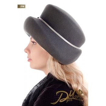 "Фетровая шляпа ""Палагея 314"""