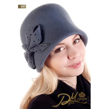 """Фетровая шляпа """"Соломония 316"""""""