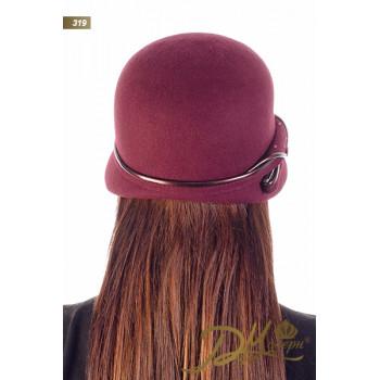 """Фетровая шляпа """"Матильда 319"""""""