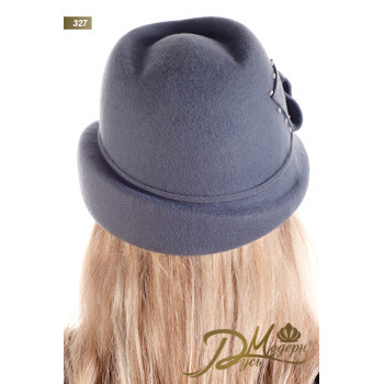 """Фетровая шляпа """"Домника 327"""""""