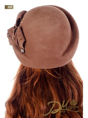 """Фетровая шляпа """"Гортензия 331"""""""