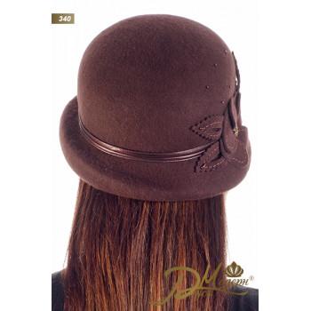 """Фетровая шляпа """"Савина 340"""""""