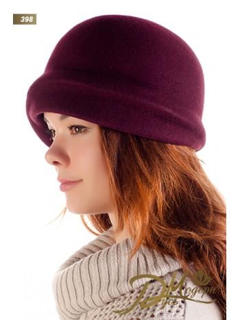 "Фетровая шляпа ""Динара 398"""