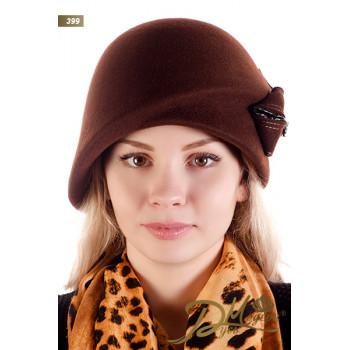 """Фетровая шляпа """"Джульетта 399"""""""
