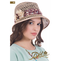 """Соломенная шляпа """"Зарина 52"""""""