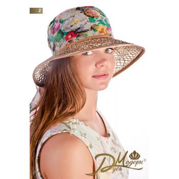 "Соломенная шляпа ""Марфа 2"""