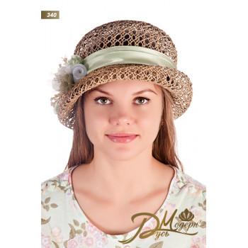 """Соломенная шляпа """"Каторина 340"""""""
