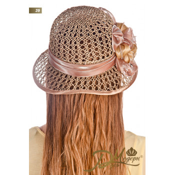 "Соломенная шляпа ""Янина 39"""