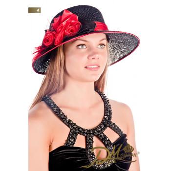 """Соломенная шляпа """"Нила 4"""""""