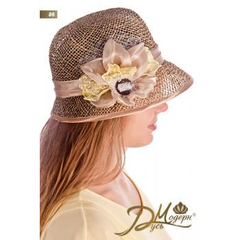 "Соломенная шляпа ""Виталина 86"""